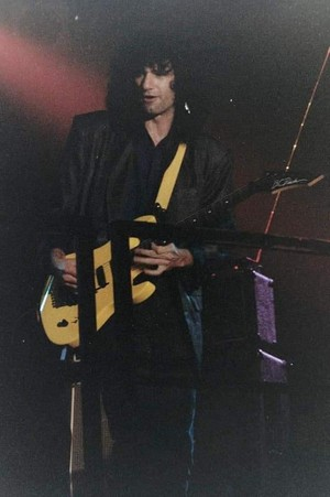 Bruce Kulick ~Dallas, Texas...March 14-15, 1987 (Dallas Convention Center)