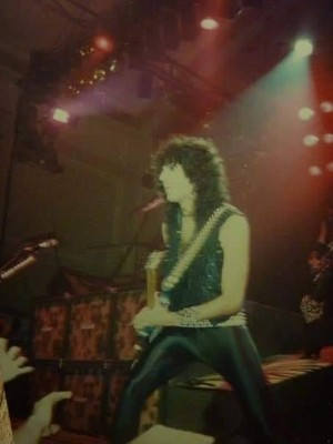Bruce ~Leicester, England...October 10, 1984 (Animalize Tour)