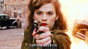 Captain America: the First Avenger || Peggy Carter