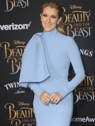Celine Dion 2017 Disney Film Premiere Of Beauty And The Beast