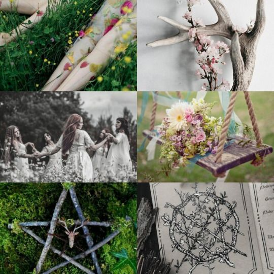 Celtic Witchy Aesthetic ❤