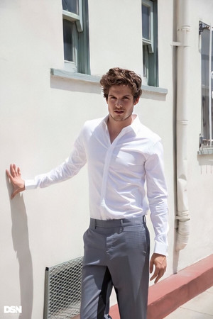 Daniel Sharman - GQ Thailand Photoshoot - 2017