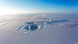 Diavik Diamond Mine, Northwest Territories