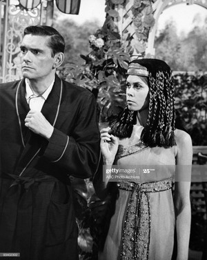 Dick York and Liz