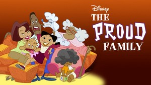 Disney The Proud Family