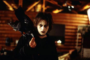 Edward Furlong as Jimmy Cuervo in The Crow: Wicked Prayer