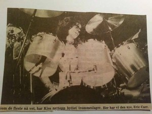 Eric ~Drammen, Norway...October 13, 1980 (Unmasked World Tour)