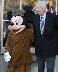 Fess Parker And Mickey tetikus