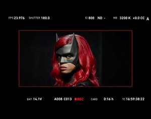 First official look at Javicia Leslie as Ryan Wilder in Batwoman