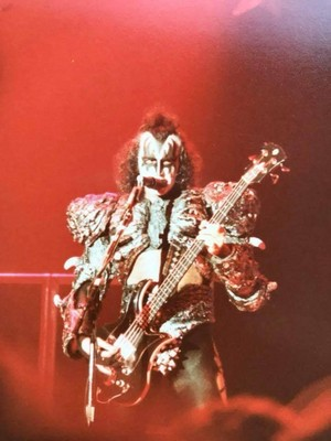 Gene ~Kassel, Germany...September 20, 1980 (Unmasked World Tour)