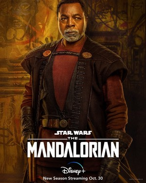 Greef Karga || The Mandalorian || Season 2 || Character Posters
