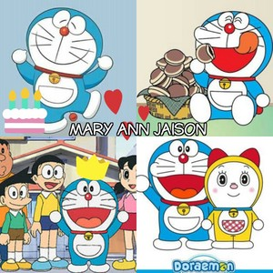 Happy Birthday Doraemon 🎊😘
