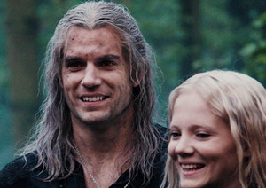 Henry Cavill in Making The Witcher