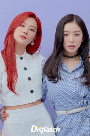 Irene and Seulgi