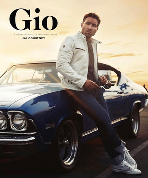 Jai Courtney - Gio Journal Cover - 2020