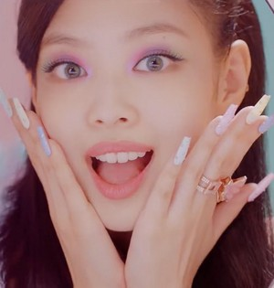"Jennie""ice cream""💖"