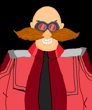 Jim Carrey (Eggman) Fat Costume