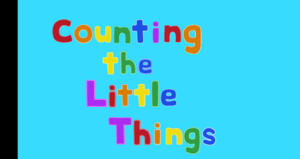 KïdsTv123 Countïng The Lïttle Thïngs
