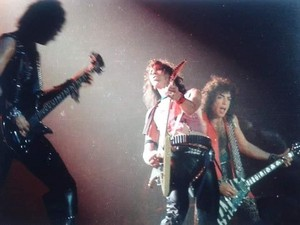 baciare ~Barcelona, ​​Spain...October 16, 1983 (Lick it Up World Tour)