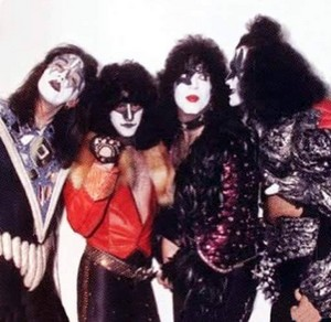 KISS ~Basel, Switzerland...September 28, 1980 (Unmasked World Tour)