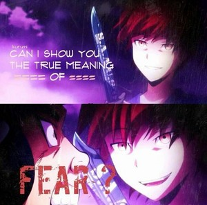 Karma Akabane quotes ~
