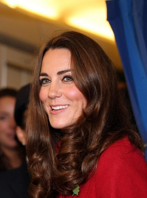 Kate ~ Unicef Center in Denmark (2011)