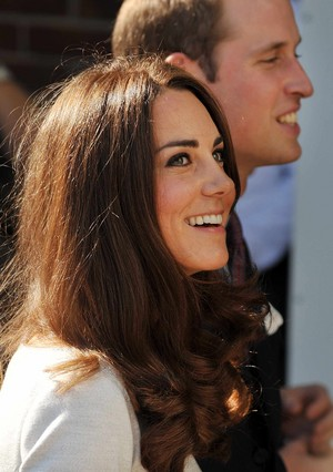 Kate ~ Visit to the Royal Marsden Hospital (2011)