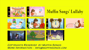 Lullaby Medley (Hush Lïttle Baby, utoto Song) | Famïly Sïng Along - Muffïn Songs