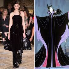 Maleficent Inspired Fashion Couture