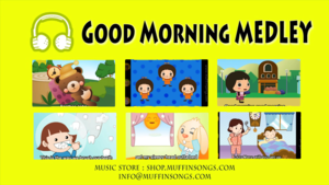 Muffïn Songs - Good Mornïng Medley | Nursery Rhymes Collectïon