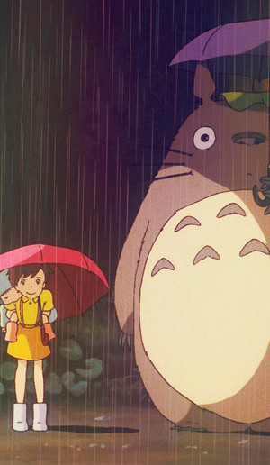 My Neighbor Totoro Phone wolpeyper