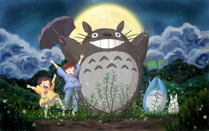 My Neighbor Totoro fond d'écran