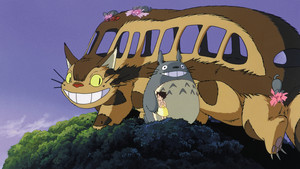 My Neighbor Totoro wolpeyper