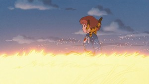 Nausicaä of the Valley of the Wind wallpaper