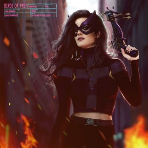 Official 'Birds Of Prey' Concept Art ~ Huntress