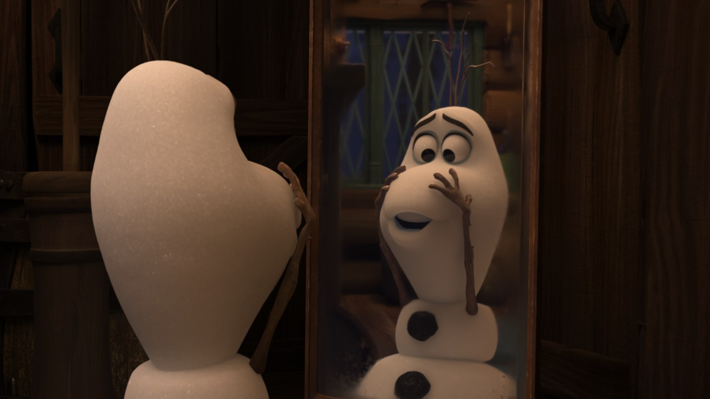 Once Upon a Snowman (2020) stills