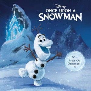 Once Upon a Snowman Book