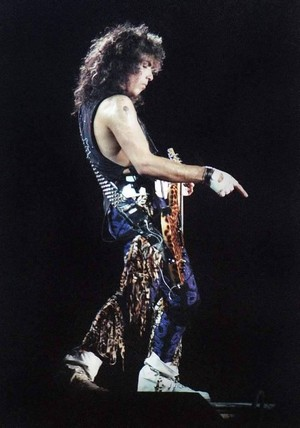 Paul ~London, England...October 15, 1984 (Animalize Tour)