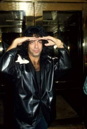 Paul (NYC) October 3, 1986 (Atlantic Record Party)