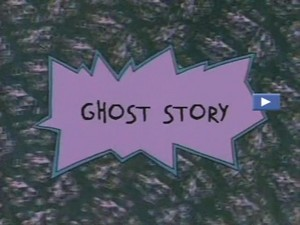 Rugrats  Ghost Story Title Card