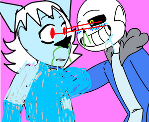 Sans is mine (emmanuella (me))