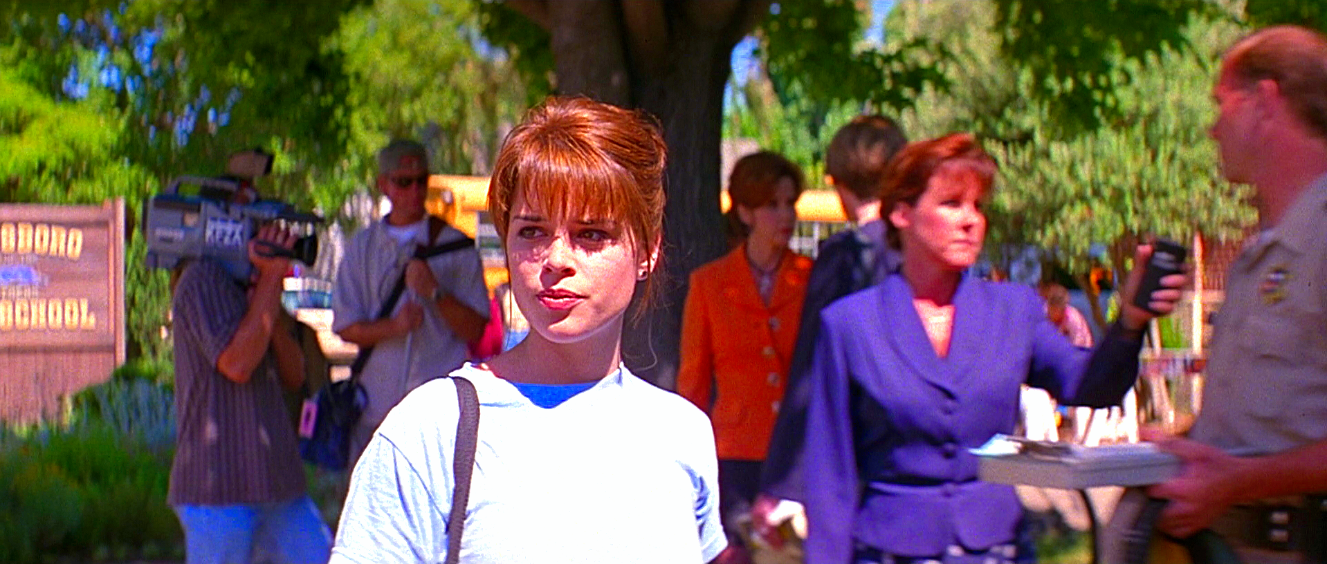 Scream Screencaps - Sidney Prescott