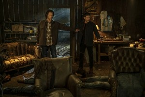 Supernatural - Episode 15.14 - Last Holiday - Promo Pics