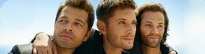 Supernatural profile banners