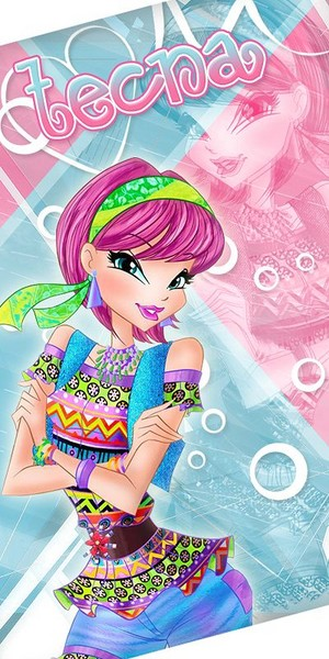 Tecna (world of winx)