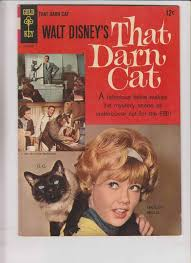 That Darn Cat Comic Book