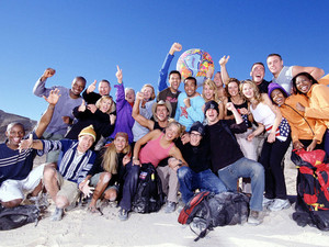 The Amazing Race 2