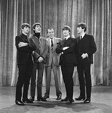 The Beatles 1964 The Ed Sullivan 显示