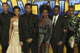 The Cast Of Black panther, harimau kumbang