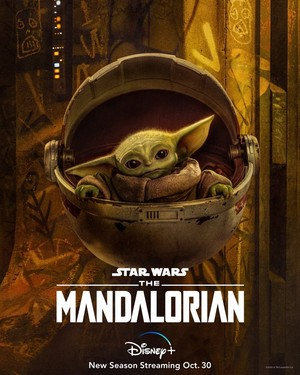 The Child || The Mandalorian || Season 2 || Character Posters